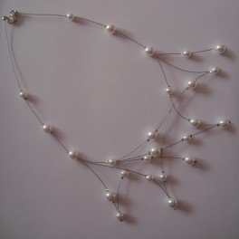Collier Porcelaine