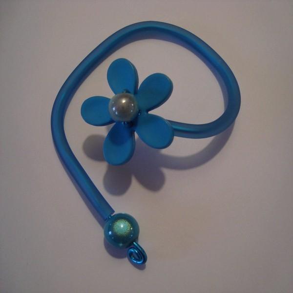 Bracelet fleur une couleur pas cher - Materiel creation bijoux pas cher ...